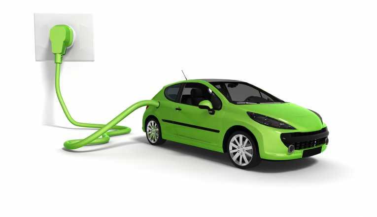 100.000e elektrische auto rijdt op de Nederlandse weg