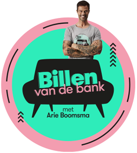 Billen van de bank logo