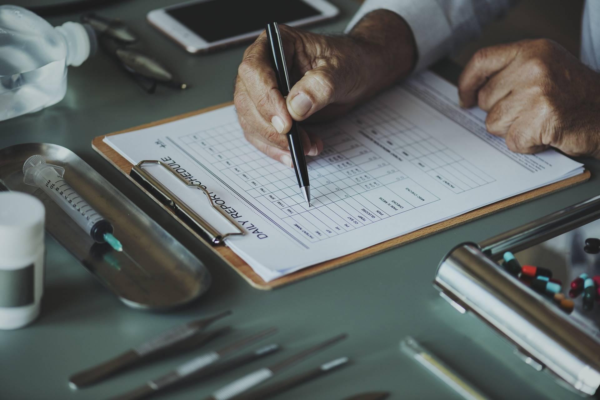 Chronisch zieken hoeven zich niet meer jaarlijks te laten keuren