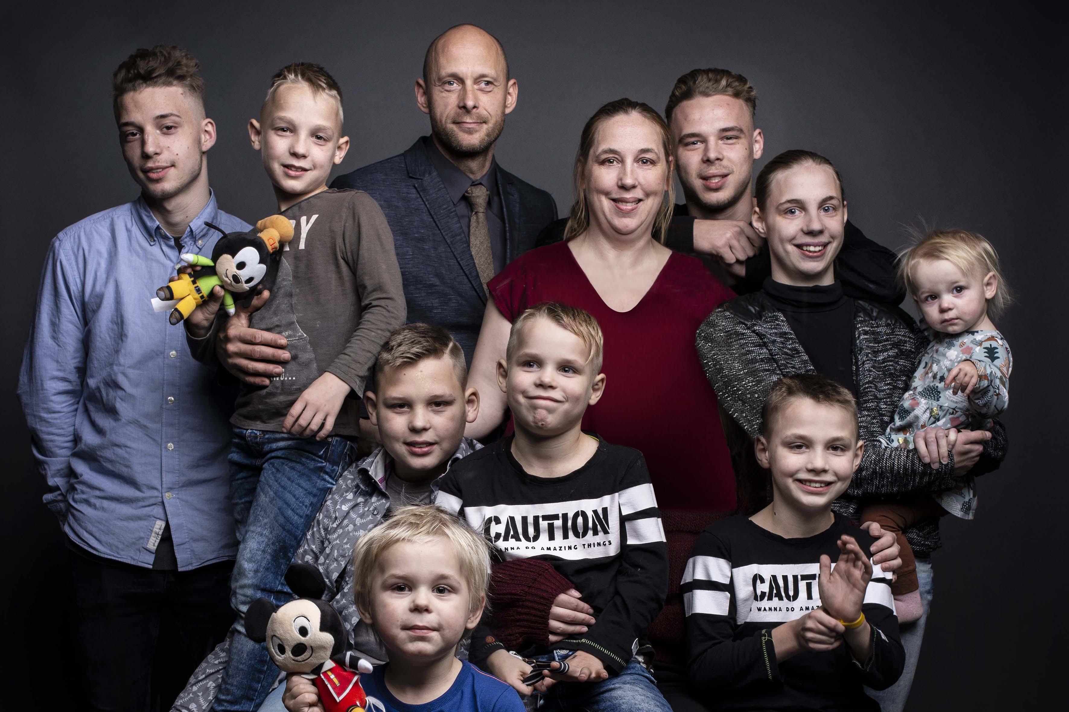 Een Huis Vol: van 10 naar 11 kinderen