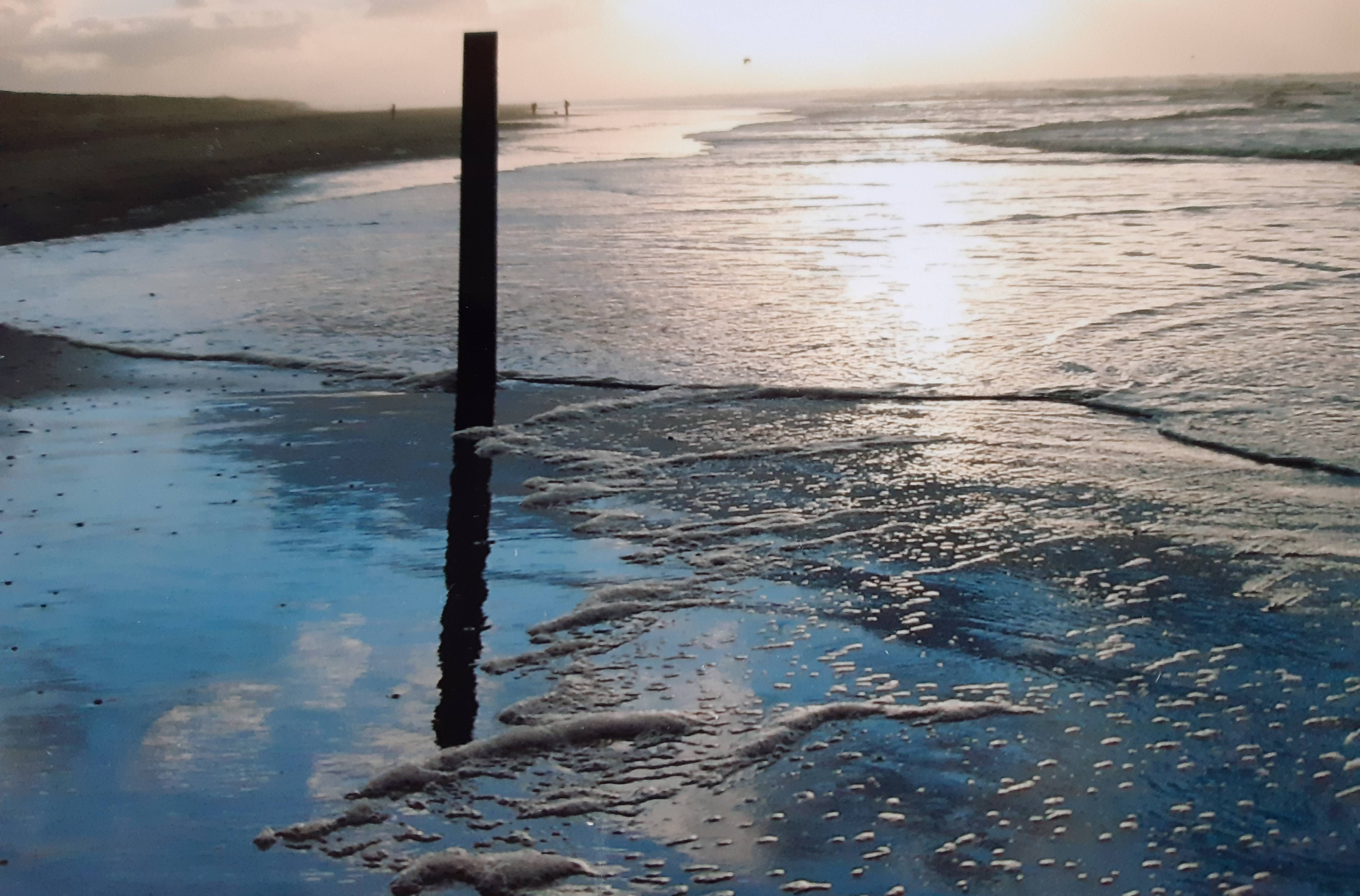 Rinnie's blog – Langs de vloedlijn, grens tussen twee werelden