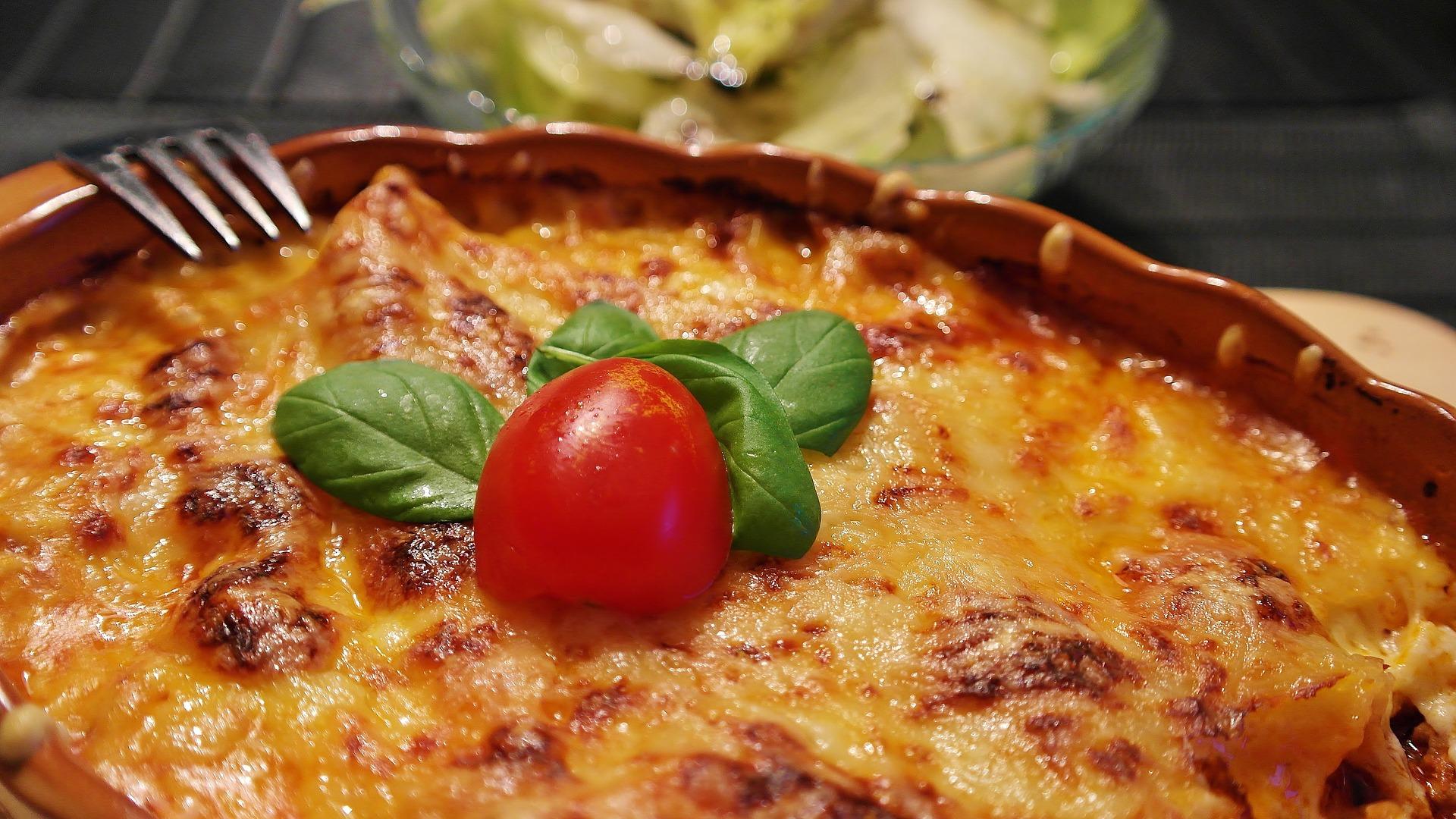 Zo maak je een verrukkelijke vegetarische lasagne