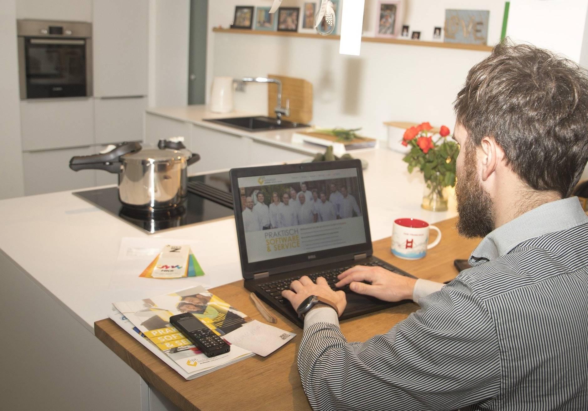 Radboudumc onderzoekt de gevolgen van thuiswerken